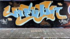 Den Haag Graffiti (Akbar Sim) Tags: denhaag thehague agga holland nederland netherlands binckhorst graffiti akbarsim akbarsimonse