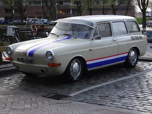 1972 Volkswagen 1600 Variant