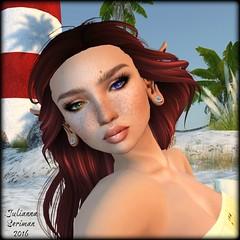 Beach Babe (JuliannaSeriman) Tags: secondlife fabfree fabulouslyfree groupgift fabulouslyfreeinsl deluxebodyfactory juliannaseriman bajasands