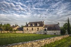 Mas quercynois (Denis Vandewalle) Tags: stone architecture landscape mas lot pierres paysage maison btiment hdr quercy pentaxk5
