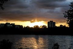 Sunset (sebastianflink) Tags: sunset sonnenuntergang cologne kln scouts rhein jamb pfingsten zeltlager pfadfinder dpsg dvkln