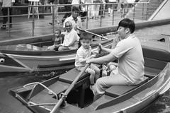 Taking over (ah.b ack) Tags: street bw 50mm kid singapore open bokeh sony voigtlander wide gondola f2 ultron a7ii prominent a7mk2