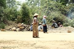 (d.huepe) Tags: world travel people women asia gente viajes myanmar mujeres mundo birmania sudesteasiatico