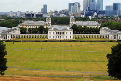 Greenwich Park, London. (Infinity & Beyond Photography) Tags: park city england green london field architecture cityscape greenwich towers columns classical