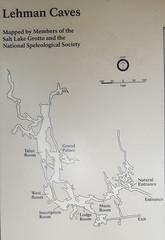 Lehman Caves in Great Basin NP