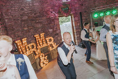 Mr & Mrs Nutter, Browsholme Hall