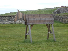 Fortress Louisbourg Nova Scotia fortress parade ground (MisterQque) Tags: novascotia fortresslouisbourg frenchcolony