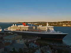 Queen Mary 2 (Nicober!!!) Tags: canada river ship quebec queen stlawrence cruiseship stlaurent cunard fleuve navire croisiere paquebot mary2