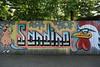 Graffiti: Sandino II (Pascal Volk) Tags: streetart berlin graffiti wideangle wa ww 16mm sandino superwideangle sww uwa weitwinkel swa berlinlichtenberg ultrawideangle uww ultraweitwinkel superweitwinkel canonef1635mmf4lisusm canoneos6d althohenschönhausen