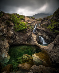 Fairy pools (bingrens) Tags: skye scotland long exposure fairy pools