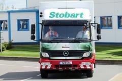 T23 ESL  Mercedes (Barrytaxi) Tags: