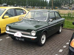 Sunbeam Californian 1969 (929V6) Tags: imp rootes onk 9661ht sidecode2