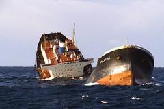 1.5. Marees Negres Prestige (josemalleida) Tags: negra marea prestige desastre petrleo ecolgico