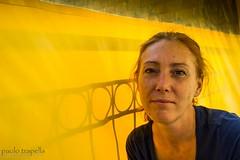Melissa.. (paolotrapella) Tags: portrait persone giallo ritratto volti