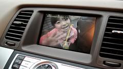 SAKURAKO - Side View Monitor. (MIKI Yoshihito. (#mikiyoshihito)) Tags: nissan view 4x4 side daughter monitor suv sideview murano sakurako awd 娘 nissanmurano z51 ムラーノ さくらこ 櫻子 サクラコ sideviewmonitor 7歳8ヶ月