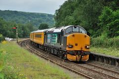 DSC_0311 Snowplows and semaphores (arfa dint) Tags: test train district peak signal derby semaphore longsight rtc grindleford 37602