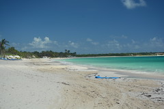 Blue Mat and Blue Water (vbvacruiser) Tags: cruise vacation beach caribbean anguilla silverwhisper silversea rendezvousbay