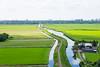 waterland (hansfoto) Tags: amsterdam 35mm fuji fujifilm f2 polder fujinon wr weiland waterland amsterdamnoord sloten ransdorp landelijknoord weersloot veenweide ransdorpertoren