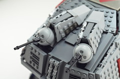 AT-TE14 (clebsmith) Tags: starwars lego walker
