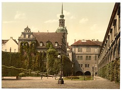 00947u (DenjaChe) Tags: dresden sachsen 1900 postcards 1900s postkarten ansichtskarten