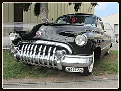 Buick Roadmaster, 1950 (v8dub) Tags: buick roadmaster 1950 schweiz suisse switzerland bleienbach american pkw voiture car wagen worldcars auto automobile automotive old oldtimer oldcar klassik classic collector 8 eight