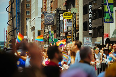 NYC Gay Pride Parade, June26, 2016 (Jeffrey) Tags: nyc newyorkcity summer newyork june orlando manhattan pride midtown prideparade stonewall gaypride fifthavenue humanrights neverforget civilrights 30s gayrights 2016 nycpride