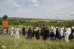 A cross procession from the village of Nikolskoe to the village of Adamovka / Крестный ход из Никольского в Адамовку (34)
