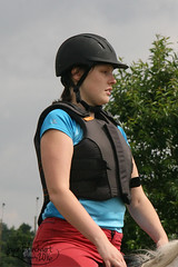 Centered Riding (Joyce-B) Tags: nelly nelson riding centered mandela sanne paarden rijles