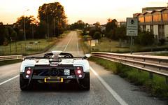Cinque. (Alex Penfold) Tags: italy cars alex car super autos supercar cinque zonda supercars roadster pagani penfold 2016