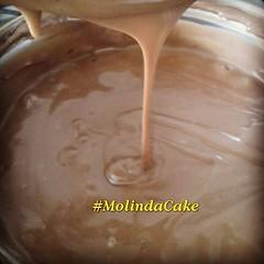 Uma semana doce à tds!!! 😋🍫😍❤ #molindacake #cakedesign #cakedecorating #cakeart #cake #sweet #candy #bolo #recheio #brigadeiro #cremedenutella #nutella #chocolate #delicious #instacake #instafood #instacandy (Molinda Cake) Tags: boss cake pasta americana bolo bolos confeitados molinda