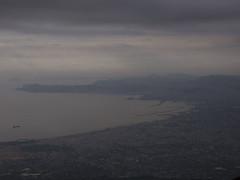 View of Naples from Vesuvius (boncey) Tags: italy lenstagged olympus vesuvius ep3 1240mm olympusep3 olympuspenep3 camera:model=olympuspenep3 lens:make=olympus lens:model=olympus1240f2828 olympus1240f2828 photodb:id=23990 viewofnaplesfromvesuvius