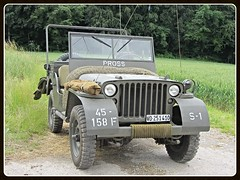 Willys MB, 1944 (v8dub) Tags: willys mb 1944 jeep army arme military militaire 4x4 gelndewagen schweiz suisse switzerland fribourg freiburg american pkw voiture car wagen worldcars auto automobile automotive old oldtimer oldcar klassik classic collector