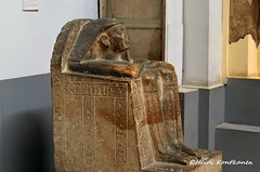 Block Statue of Hetep (konde) Tags: ancient limestone saqqara hieroglyphs cartouche teti middlekingdom 12thdynasty blockstatue amenemhat hetep