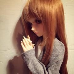 Layla (xvictoriamargaretx) Tags: msd mnf minifee layla minifeeliria liria fairyland doll cp balljointeddoll bjd abjd ball jointed dolls fairylandminifee