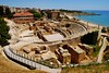 The Roman amphitheatre in Tarragona, Spain (Paul Anthony Moore) Tags: romanamphitheatre tarragona spain summer clearsky