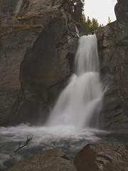 Liberty Falls (Lee Petersen) Tags: longexposure water alaska waterfall lowcontrast libertyfalls