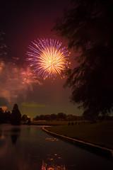 DSC_3988 (fellajr) Tags: family water night golf fun evening fireworks 4th july course hazzard deerpark 2016