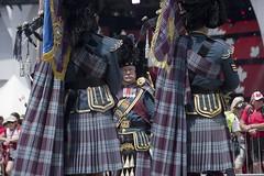 RCAF Band Tartans & Director (Stephen Gardiner) Tags: ottawa ontario 2016 canadaday parliamenthill canada july1 celebration pentax k3ii 100300