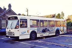 6 310 19 (brossel 8260) Tags: bus belgique brabant tec wallon