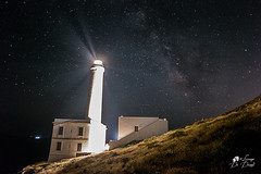 Palascia (lulo92) Tags: night stars faro star landscapes nikon nightscape space lot otranto itali puglia lecce est stelle 14mm lungaesposizione longexpositure samyang milkway palascia vialattea nikond5200 lorenzodedonno lorenzodedonnophoto