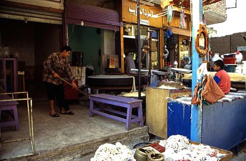 "Ägypten 1999 (210) Im Souk von Luxor • <a style=""font-size:0.8em;"" href=""http://www.flickr.com/photos/69570948@N04/28154686665/"" target=""_blank"">View on Flickr</a>"