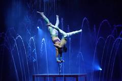 Strong Man and Boy (btusdin) Tags: gymnastics balance strength athletes acrobats 57116