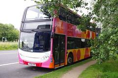 IMGP3290 (Steve Guess) Tags: uk england bus buses university arts more dorset gb alexander dennis poole enviro e400 wiltsdorset damory