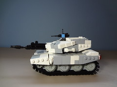 Type 37 MBT Side (Empty Sandbox) Tags: jack tank lego type 37 mbt purge thepurge emptysandbox