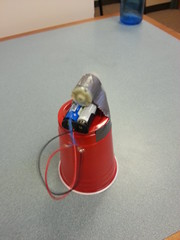 (connors934) Tags: dc teens electricity motor circuit wobble duxbury wobblers mksp brushbots makerspace bristlebots introproject flickrandroidapp:filter=none cupbots