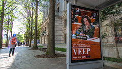 Veep (Kevin Baird) Tags: washingtondc ad billboard sigh dctrip veep