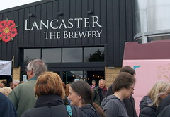 Lancaster Brewery (Tony Worrall Foto) Tags: show uk england people food english festival fun northwest candid crowd north cook stall eaten lancashire event eat brewery buy lancaster taste cooked try sell samples grub based foodfestival foodie awardwinning lancasterbrewery lancashirefoodfestival 2013tonyworrall lancasterfoodfestival2013