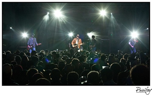 Crown Royal Photo of the Day - Randy Rogers Band