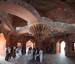 20130321_1340_Agra_Fatehpur_Sikri.jpg (thomas.dose) Tags: india asien räume agra architektur orte rajasthan kategorie