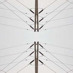 """#minimal #power #lines #abstraction #symmetryapp • <a style=""""font-size:0.8em;"""" href=""""https://www.flickr.com/photos/61640076@N04/8728180452/"""" target=""""_blank"""">View on Flickr</a>"""